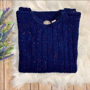 Stefan's | Chunky Cable Knit Sweater